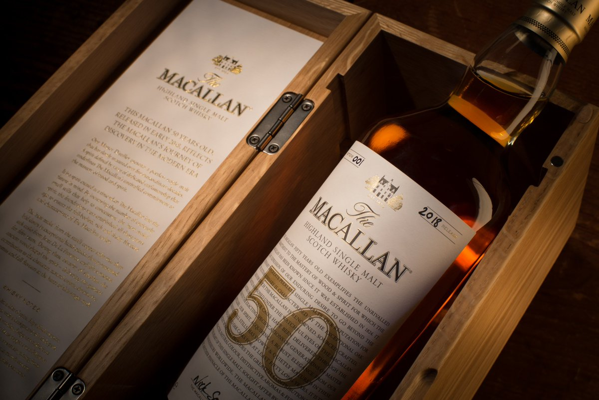 The Macallan's photo on Drink