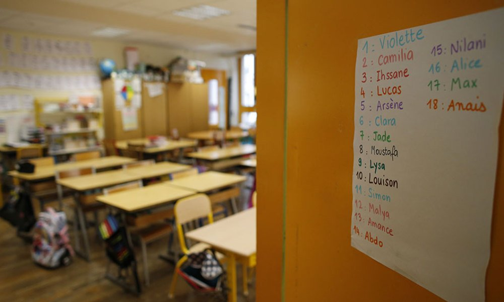Grève: un peu plus d'une école sur six sera fermée ce jeudi à Paris https://t.co/TJBX572o4q