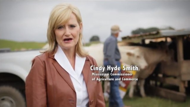 JUST IN: Mississippi governor names Cindy Hyde-Smith as state's first female senator  https://t.co/zCT1otSvZM