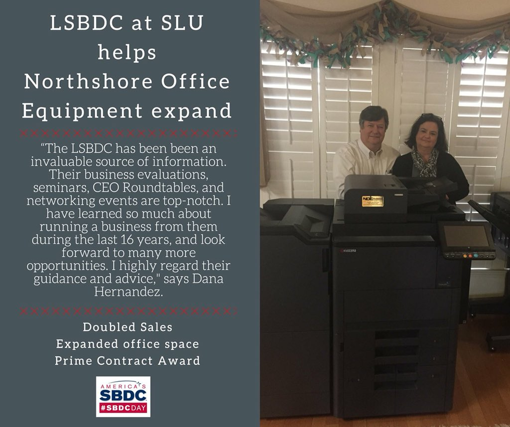 The #LSBDC at Southeastern Louisiana Uni...