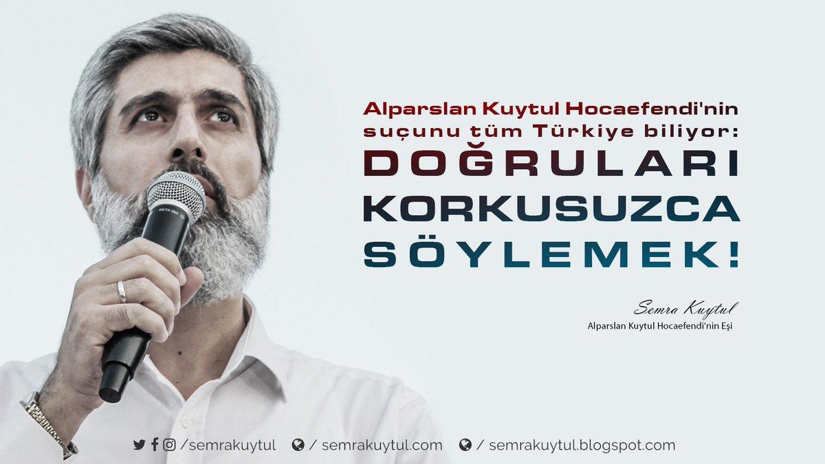 Alparslan Kuytul Hocaefendi'nin suçunu t...