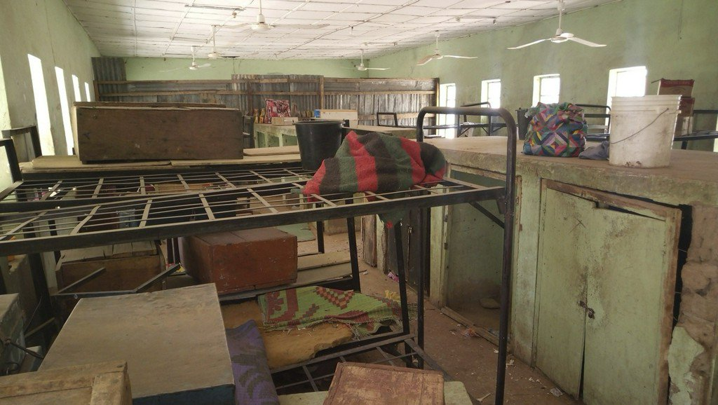 Witnesses: Boko Haram returns over 100 Nigerian kidnapped schoolgirls with ominous warning https://t.co/TyedfaBikh