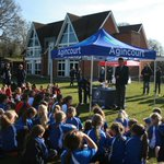 Thank you to all the schools that took part in our U11 Girls Football Tournament today and congratulations to the winners Greenfield School. We hope to see you all again next year. @GFSSport @Rowan_Prep @milbournelodge @BelmontPrep #LongacreLife