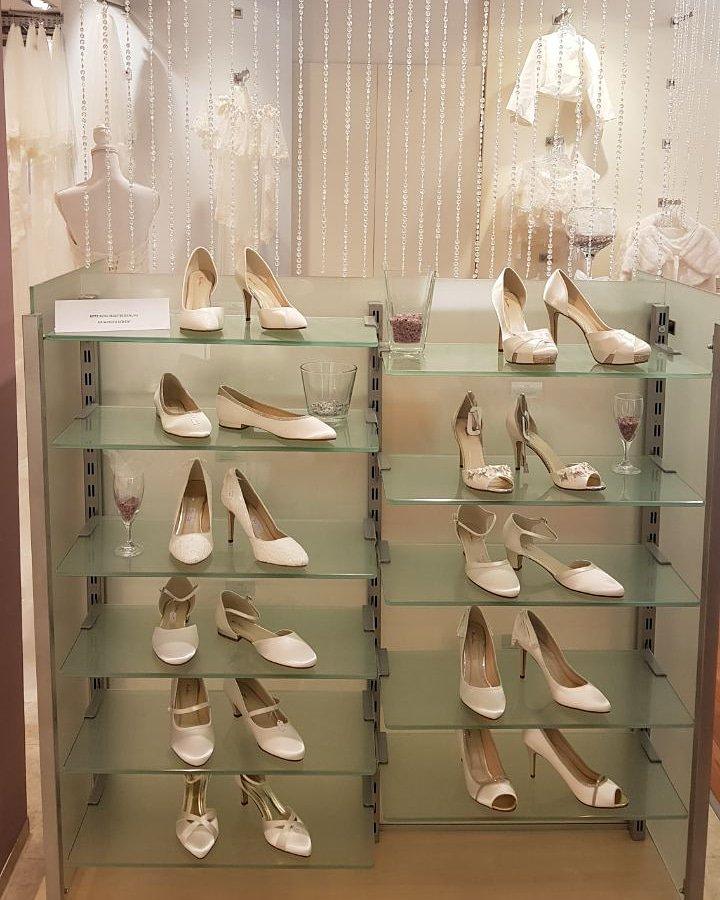 Sag Ich Will Brautmoden Boutique On Twitter Brautschuhe Elsa