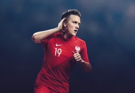 ポーランド代表 ユニフォーム 2018