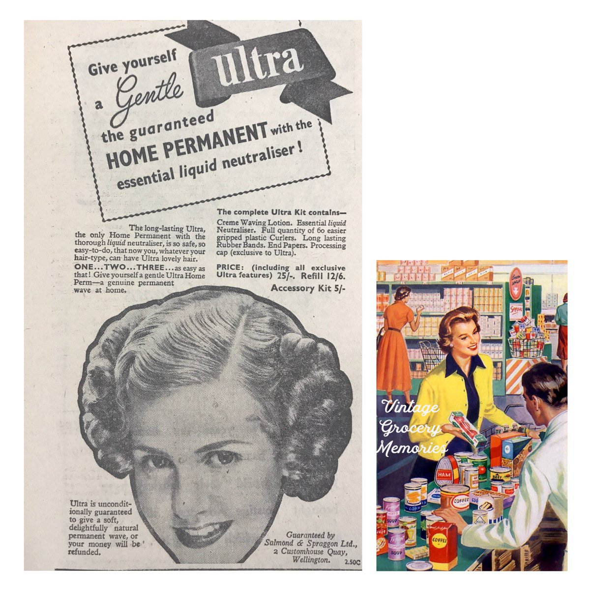 Katherine rich on twitter the ultra home perm nz advertising katherine rich on twitter the ultra home perm nz advertising campaign 1951 fmcg newzealand vintageadvertising homeperm solutioingenieria Images