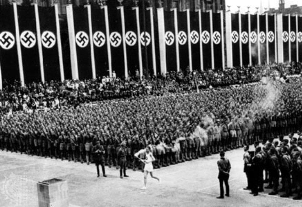 Джонсон согласился со сравнением ЧМ-2018 по футболу в РФ и Олимпиады 1936 года в нацистском Берлине - Цензор.НЕТ 3080