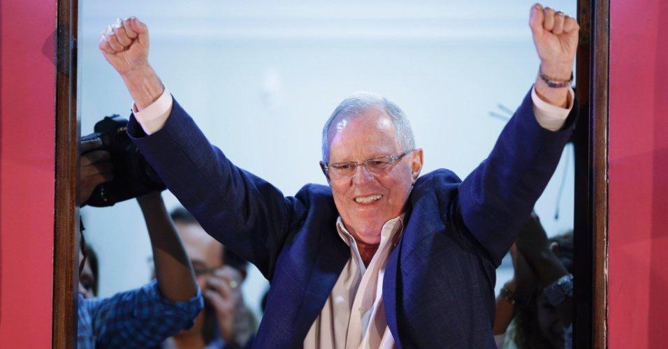Presidente do Peru, PPK renuncia após escândalo envolvendo Odebrecht https://t.co/BUtDvVD0p8