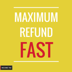3 words with a huge impact. Have you booked your appointment with #ATCIncomeTax yet? #IncomeTax #TaxRefund