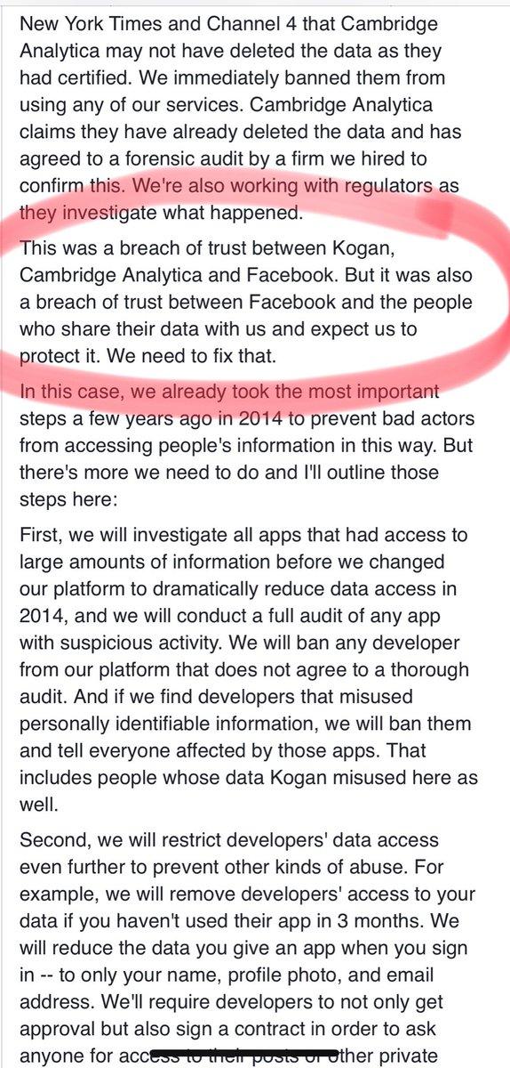 Mark Zuckerberg adesso.