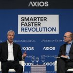 """Jamie Dimon, CEO of JPMorgan Chase on personal data being accumulated and sold: """"I don't buy this argument that Millennials don't care. Millennials don't know."""" #SmarterFaster"""