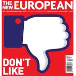 Image for the Tweet beginning: THE NEW EUROPEAN: Don't Like