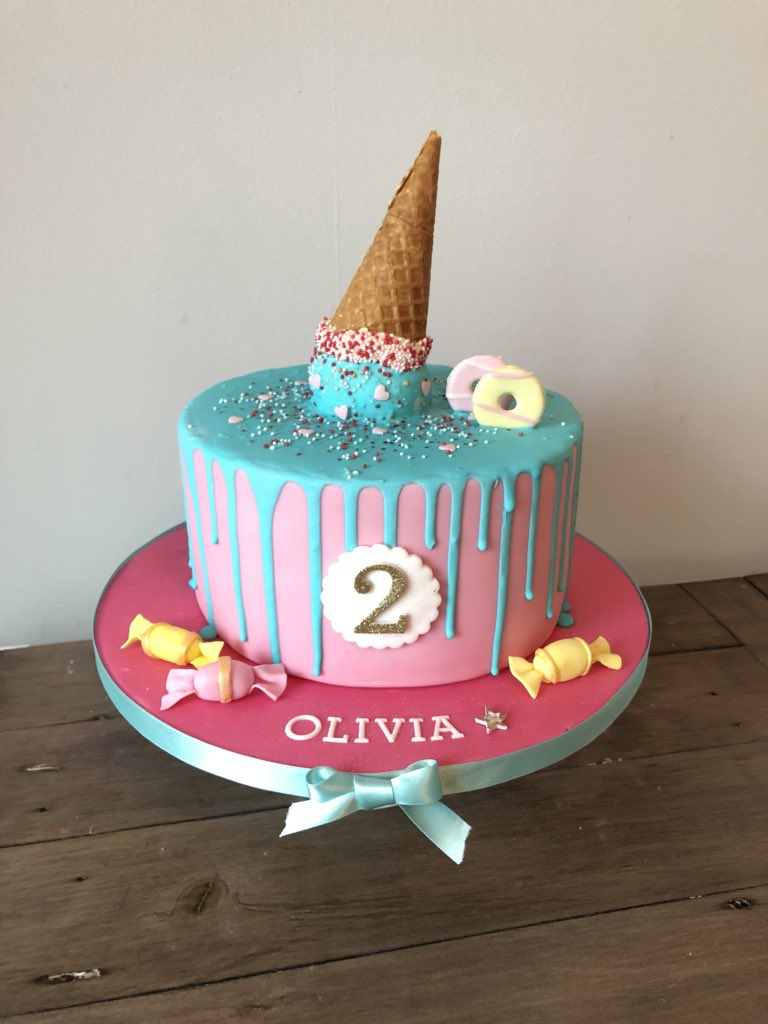 Cake Me Away On Twitter My Little Girls 2nd Birthday Cake Who