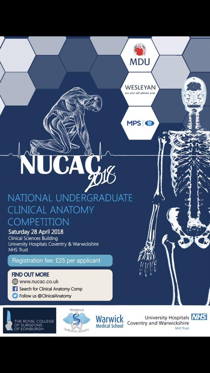 NUCAC (@ClinicalAnatomy) | Twitter
