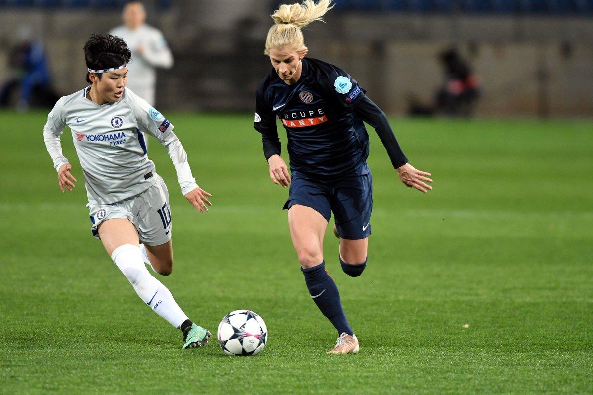 Montpellier-Chelsea