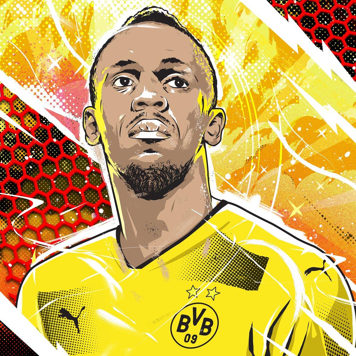 """Bolt, venerdì il provino col Borussia Dortmund: """"Gioco ala sinistra"""""""