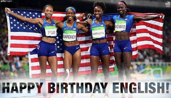 Happy birthday to 2016 gold medalist @ug...