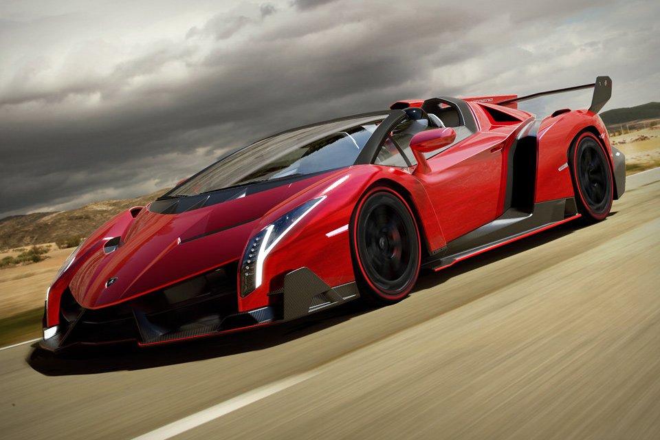 Lamborghini Veneno Roadster Engine: V12, 750 Horsepower Weight: 1488  Kilograms Acceleration: 0