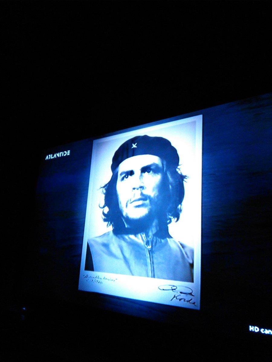 Rappresentava la bellezza la gioventù il genio rivoluzionario #Atlantide #la7  - Ukustom