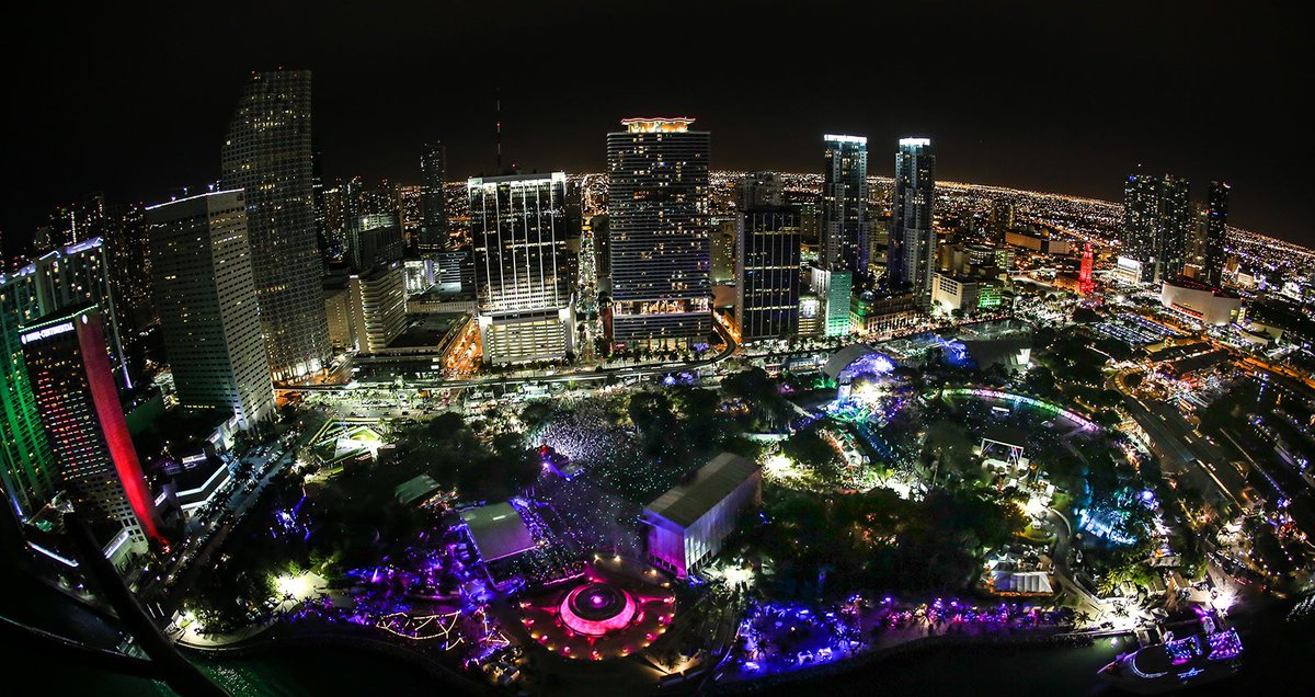 Miami Police Chief Says Snipers To Be Positioned During Ultra Music Festival