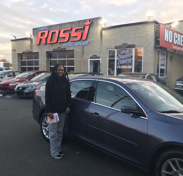 No Credit Check Car Lots >> Marc Rossi Auto Sales On Twitter Thank You Ms Burgess