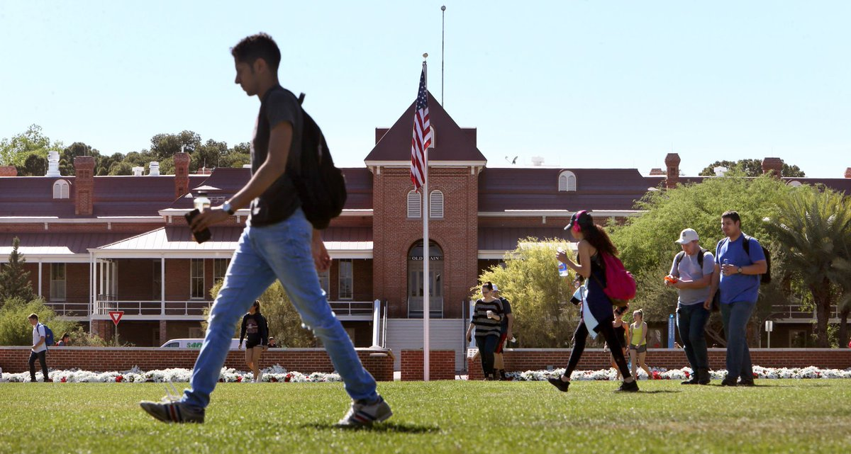 University of Arizona's science and business programs rank among the best in the country https://t.co/tyDK0APzNB