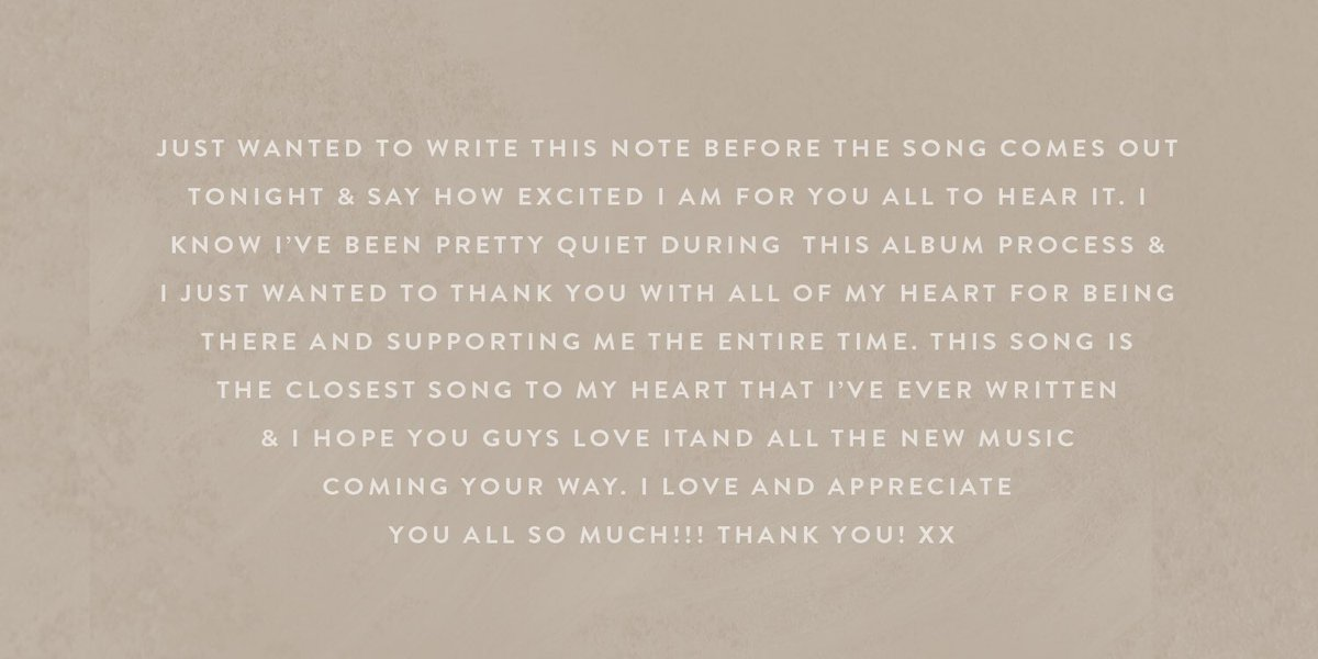 Thank you xx #InMyBlood