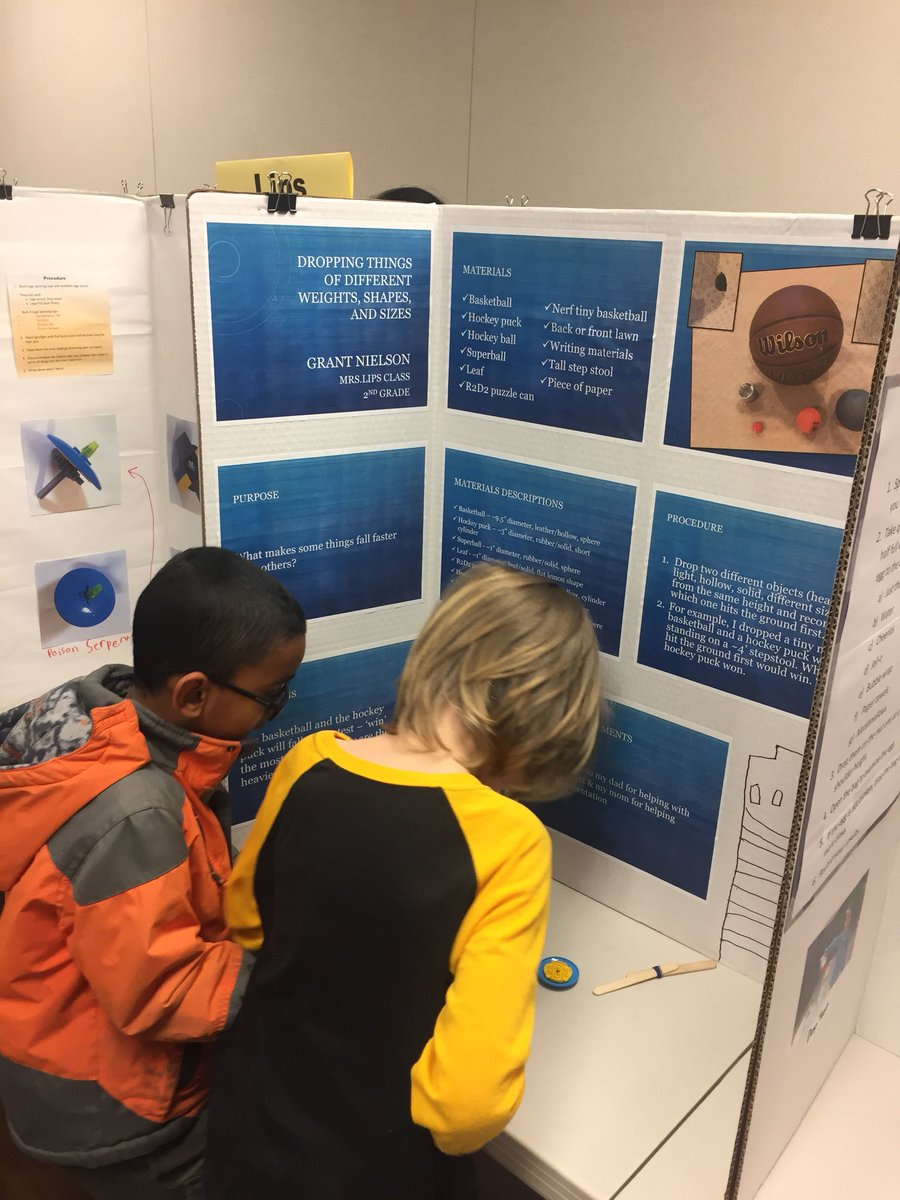 Laurie Carlson On Twitter Scientific K 3rd Graders Proudly Display