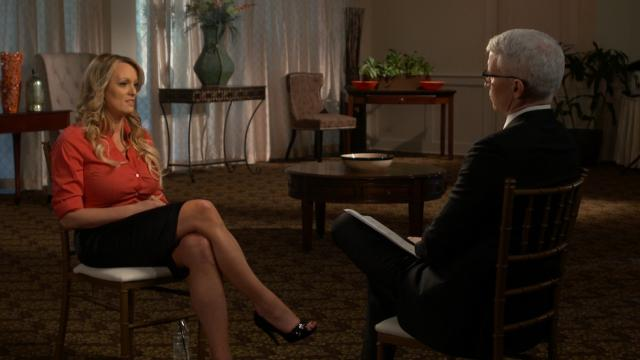60 Minutes interview with Stormy Daniels to air this Sunday https://t.co/BL2oCJTjQO https://t.co/Ylp0WOdK7X