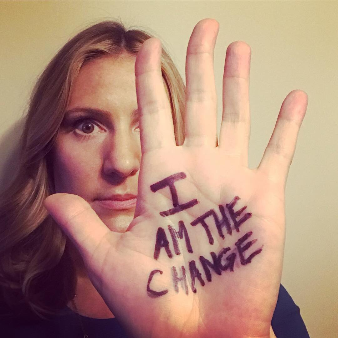 ❤️❤️❤️#320changesdirection #makechesterproud #iamthechange @whitneyshowler