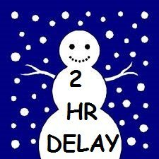 APS is opening on a 2-hour delay tomorrow.  School starts at 11am. See our Sliders then! <a target='_blank' href='http://search.twitter.com/search?q=TuckahoeRocks'><a target='_blank' href='https://twitter.com/hashtag/TuckahoeRocks?src=hash'>#TuckahoeRocks</a></a> <a target='_blank' href='http://twitter.com/TuckahoeAP'>@TuckahoeAP</a> <a target='_blank' href='https://t.co/EYYWNyNvoJ'>https://t.co/EYYWNyNvoJ</a>