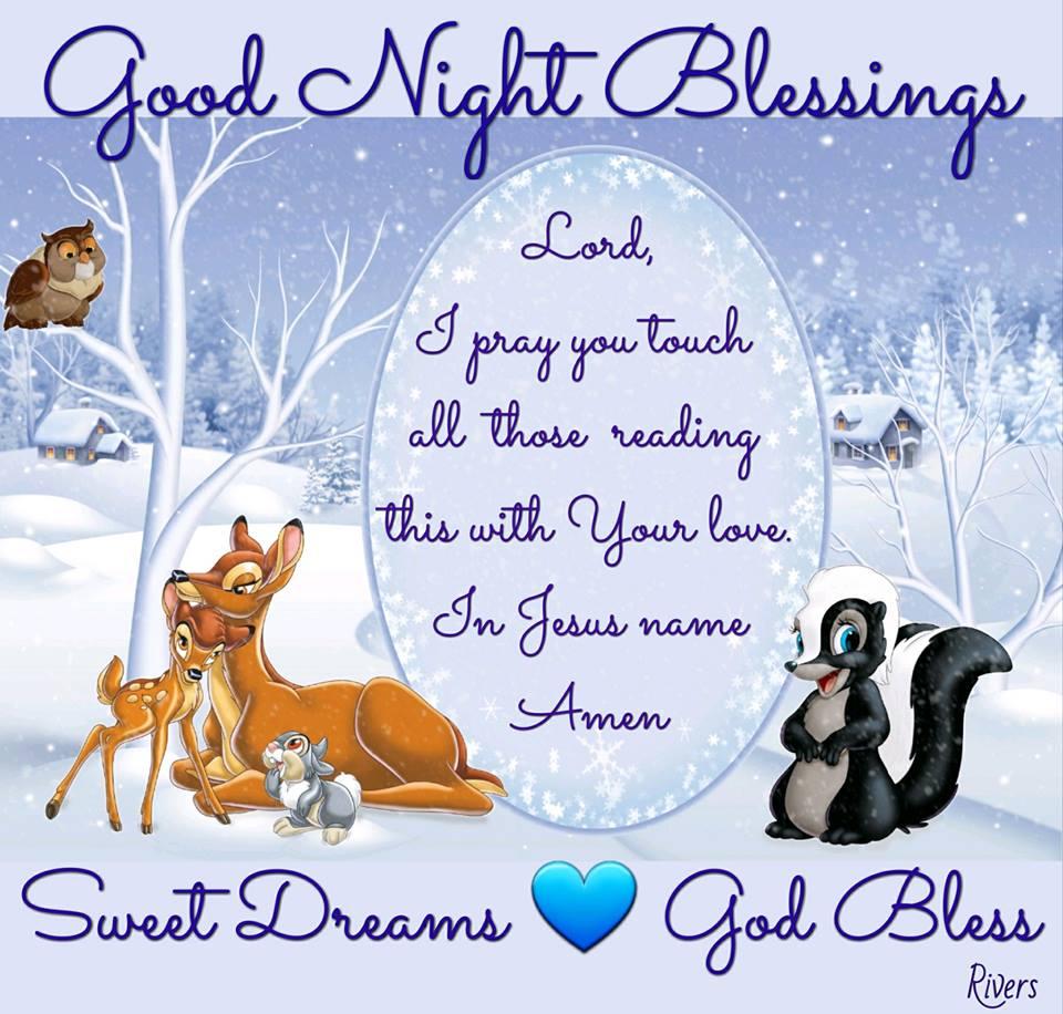 His Cornerstone Llc On Twitter Good Night Everyone God Bless You