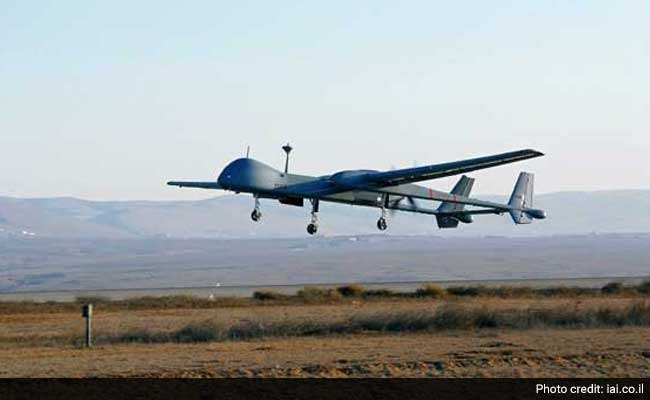Indian Navy UAV crashes in Porbandar