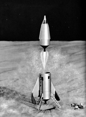 astromilitary atomic rockets - 605×829