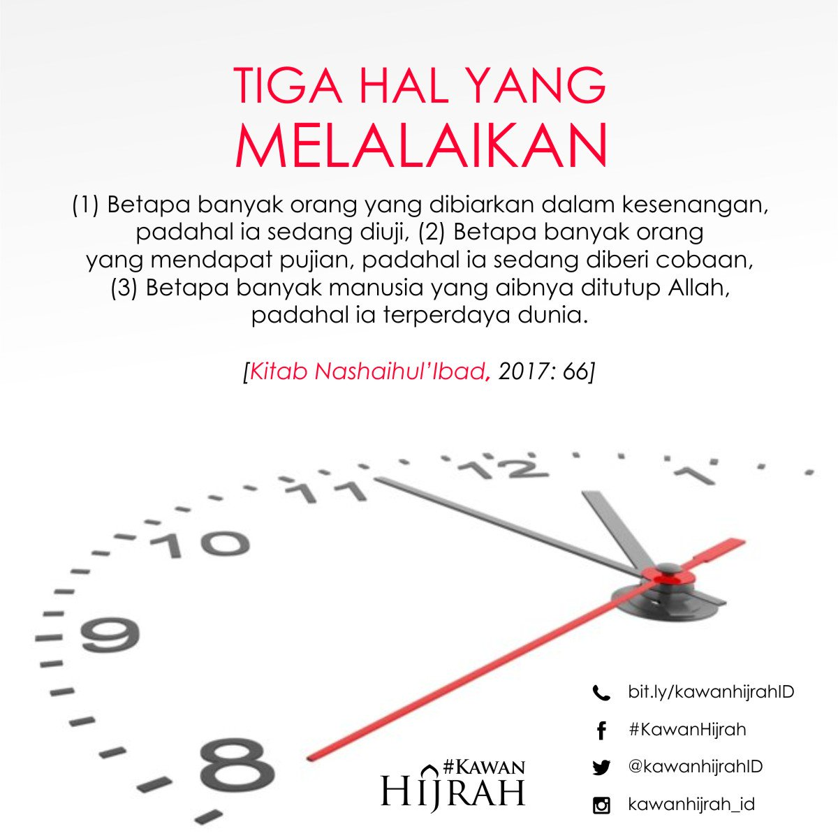 Kawan Hijrah on Twitter