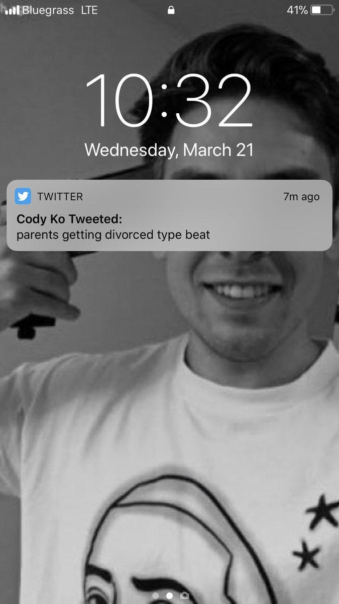 Cody Ko on Twitter: