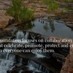 Looking forward to today's strategic planning session for the WA Parks Foundation - an important initiative of WA Governor Kerry Sanderson @GovHouseWA  Proud to be a @OurWAParks Ambassador Support the WA Parks Foundation; consider becoming a member: https://t.co/k9LWOxordj
