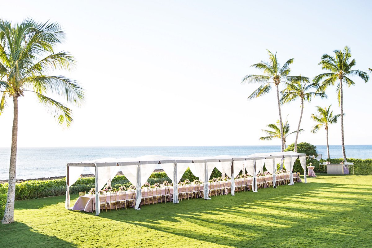 Four Seasons Oahu On Twitter If The Wedding Is The Planting And