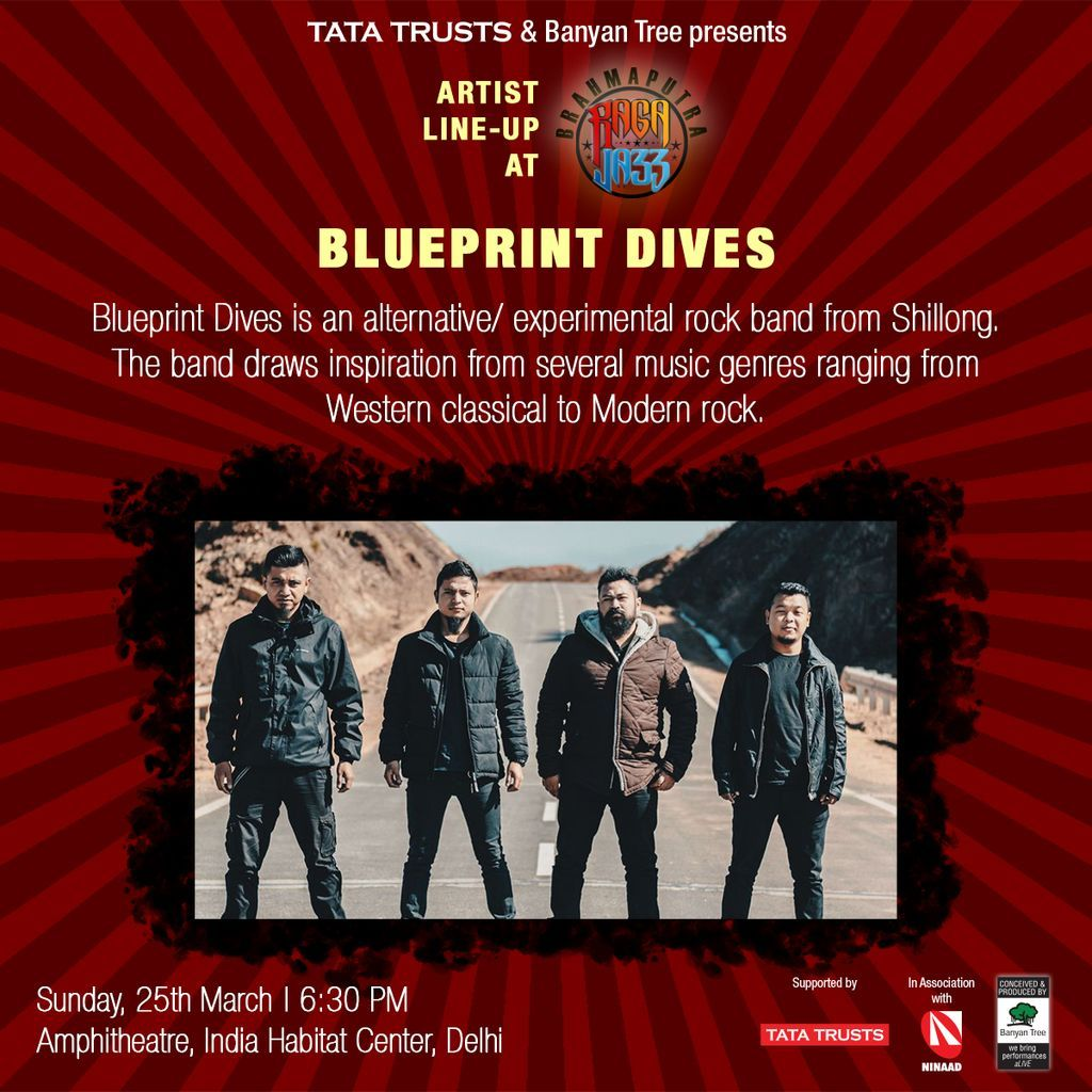 Banyan tree events on twitter join us for the seasons biggest presenting blueprint dives are you ready to watch them live in action to book your passes e mail on brahmaputraragajazzgmail brjdelhi delhi malvernweather Gallery