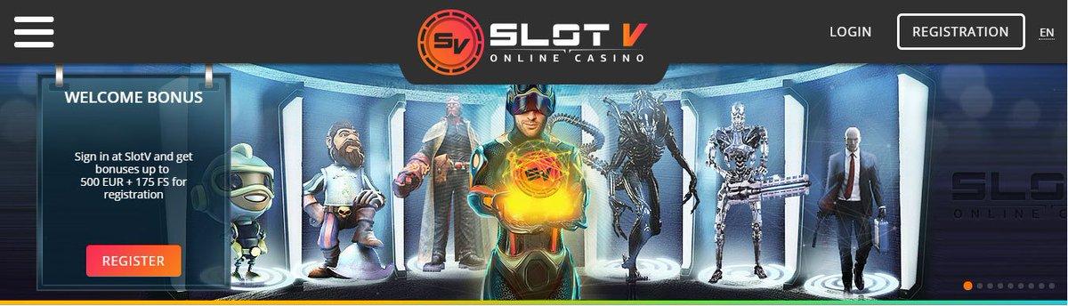 официальный сайт https slot v online login
