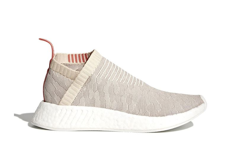 ab16a7f6d linen like sneakers adidas unveiled the nmd cs2 silhouette in a new linen  colorway