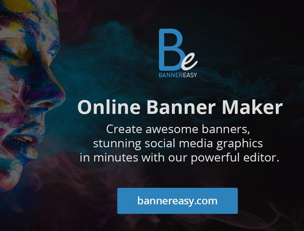Bannereasy (@bannereasy) | Twitter