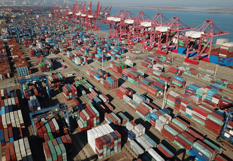 China opposes potential US unilateral and protectionist trade practices, will take all necessary measures to defend its rights and interests:  Ministry of Commerce https://t.co/CzLaxyd5DU