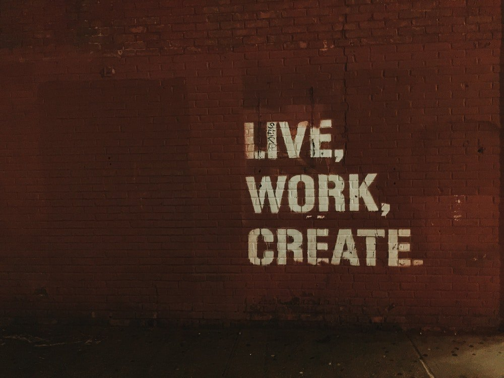 Live. Work. Create.   #agency #unbranded #creatives  Credit: Jon Tyson on @Unsplash https://t.co/jXdxVD5icc