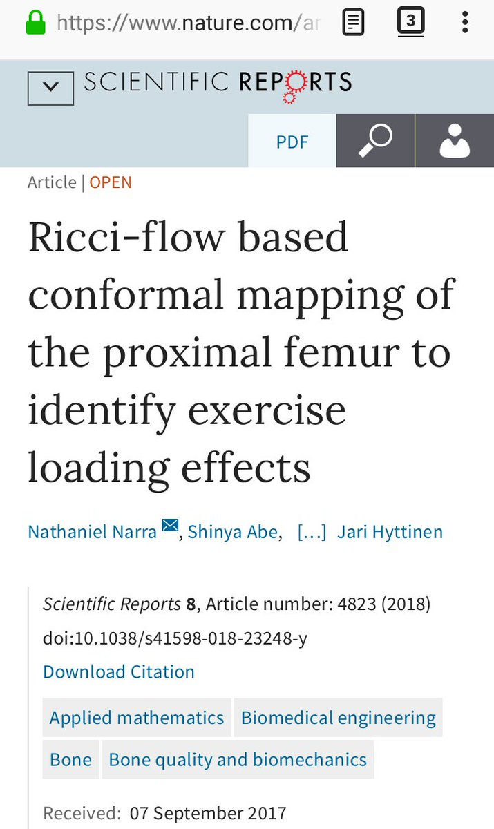 Jari Hyttinen On Twitter Our New Paper On Using Ricciflow - Data mapping exercise