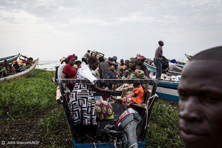 【あなたの知らない難民危機】 アフリカ中央部、ナイル川に流れ込むアルバート湖畔が「難民大移動」の舞台になっています。発端は昨年12月 #コンゴ 北東部で起きた部族間の抗争。#国境なき医師団 は両岸で対応に追われています。この地域で何が起きているのでしょうか?⇒https://t.co/t5Z2Dmuief