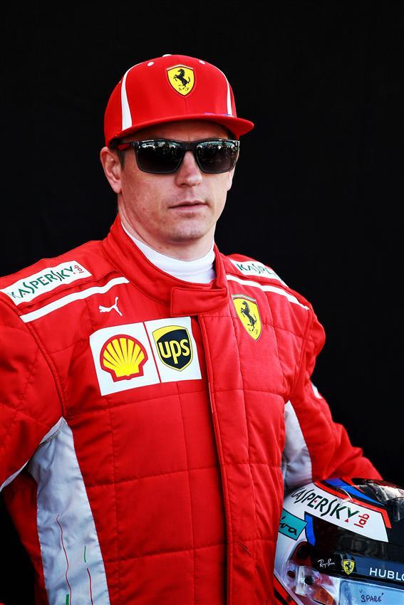 Kimi Räikkönen Twitter
