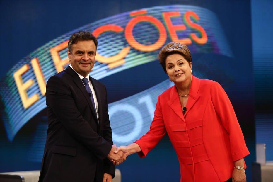 Dilma e Aécio: 'finalistas' em 2014 e na 'repescagem' 4 anos depois https://t.co/0Emvtr7cmP