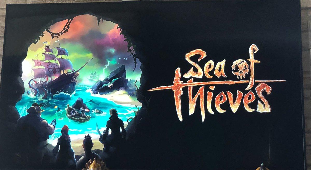 About time @SeaOfThieves @Xbox @Surplifi...