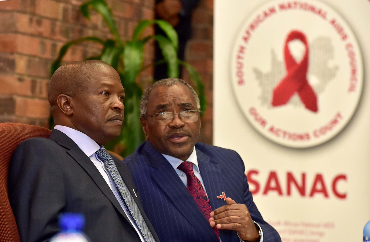 Deputy President David Mabuza, who is the Chairperson of the South African National AIDS Council (SANAC), during the World TB Day Commemoration in Durban, KwaZulu-Natal, under the theme: 'Unite to end TB & HIV - South African Leaders taking action'.